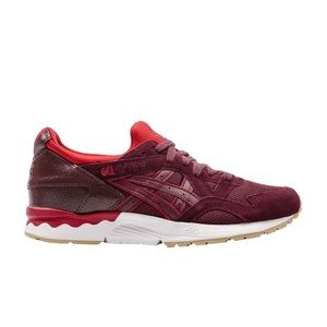 "Asics Gel Lyte V ""Rioja Red"""